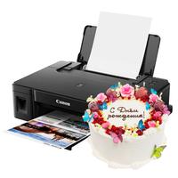 сенполия-стандарт, пищевой фотопринтер для съедобной фотопечати уходу
