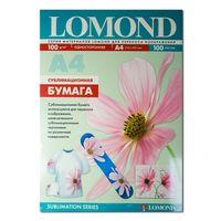 Бумага сублимационная LOMOND 0809413, А4, 100 листов