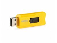 Флэш-память USB Flash 8 Gb SmartBuy STREAM Yellow