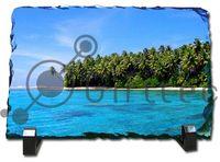 Фотокамень SH03 Прямоугольник, размер 15х20см