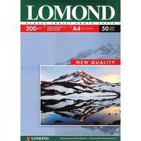 Глянцевая фотобумага LOMOND 0102020 (А4, 50 листов, 200 г/м2)