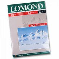 Глянцевая фотобумага LOMOND 0102057 (А4, 50 листов, 215 г/м2)