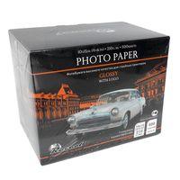 Глянцевая фотобумага Revcol для струйной печати, 210 гр, 10x15, 500 листов