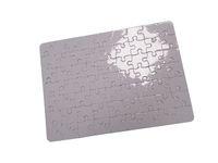 Магнитный пазл для сублимации (13x18см) А5