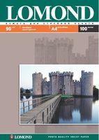 Матовая фотобумага LOMOND 0102001 (A4, 100 листов, 90 г/м2)