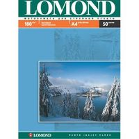 Матовая фотобумага LOMOND 0102014 (A4, 50 листов, 180 г/м2)