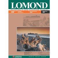 Матовая фотобумага LOMOND 0102016 (A4, 50 листов, 230 г/м2)