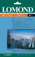 Матовая фотобумага LOMOND 0102068 (A5, 50 листов, 180 г/м2)
