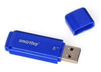 Флэш-память USB Flash 8 Gb SmartBuy Dock Blue